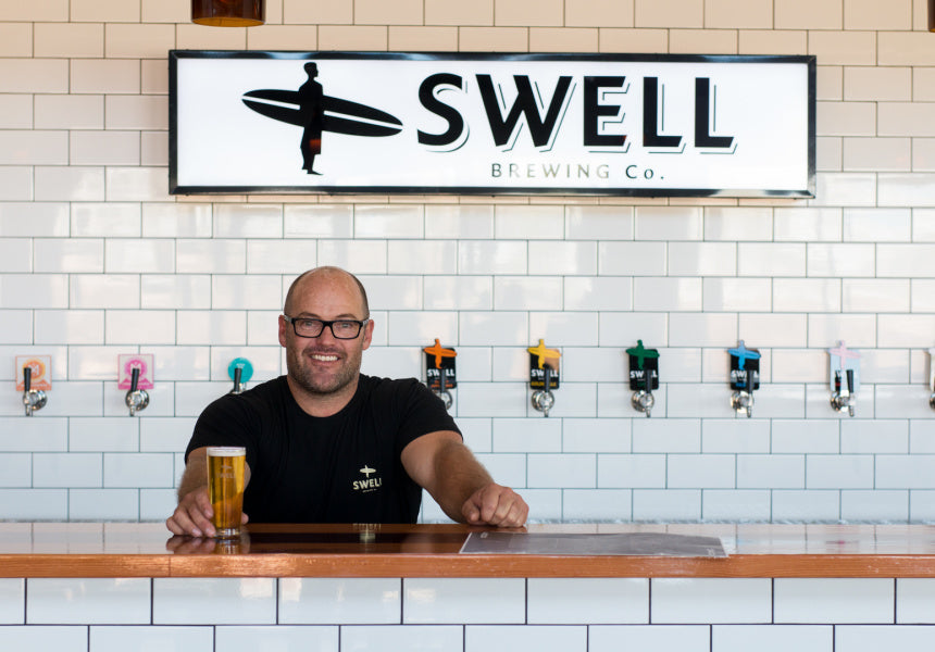 New Taphouse Swell Lands in McLaren Vale- Ellen Morgan, Broadsheet, 27th Feb 2019