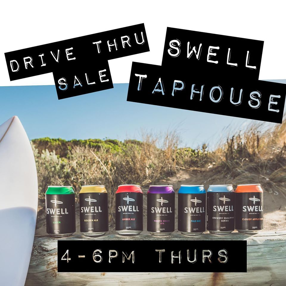 DRIVE THRU SALE- THURS 26th 4-6PM