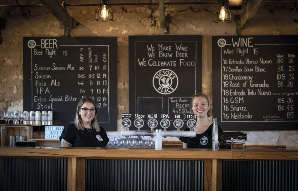 Hop on over to Onkaparinga's burgeoning breweries