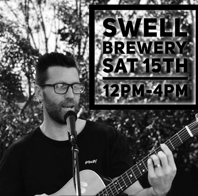 LIVE MUSIC & FOOD TRUCKS at Swell Taphouse- Feb 15 & 16