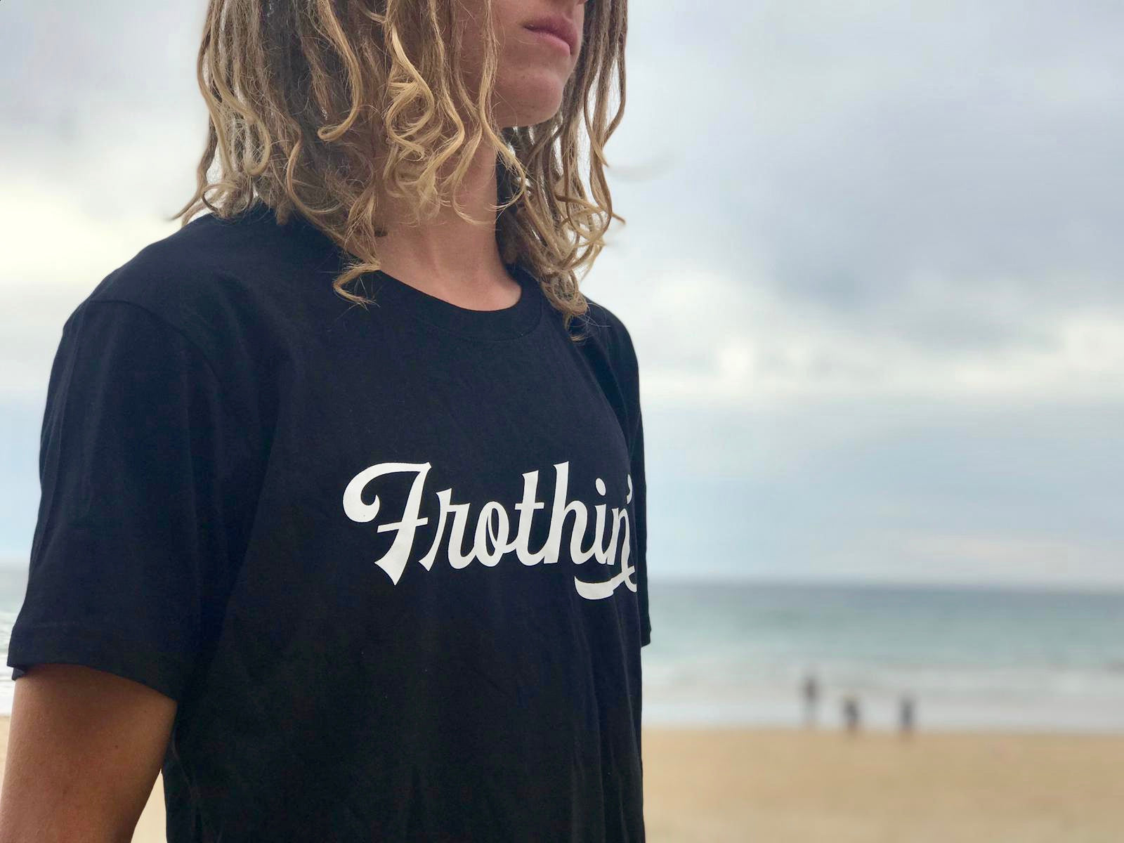 Swell Frothin' Tee