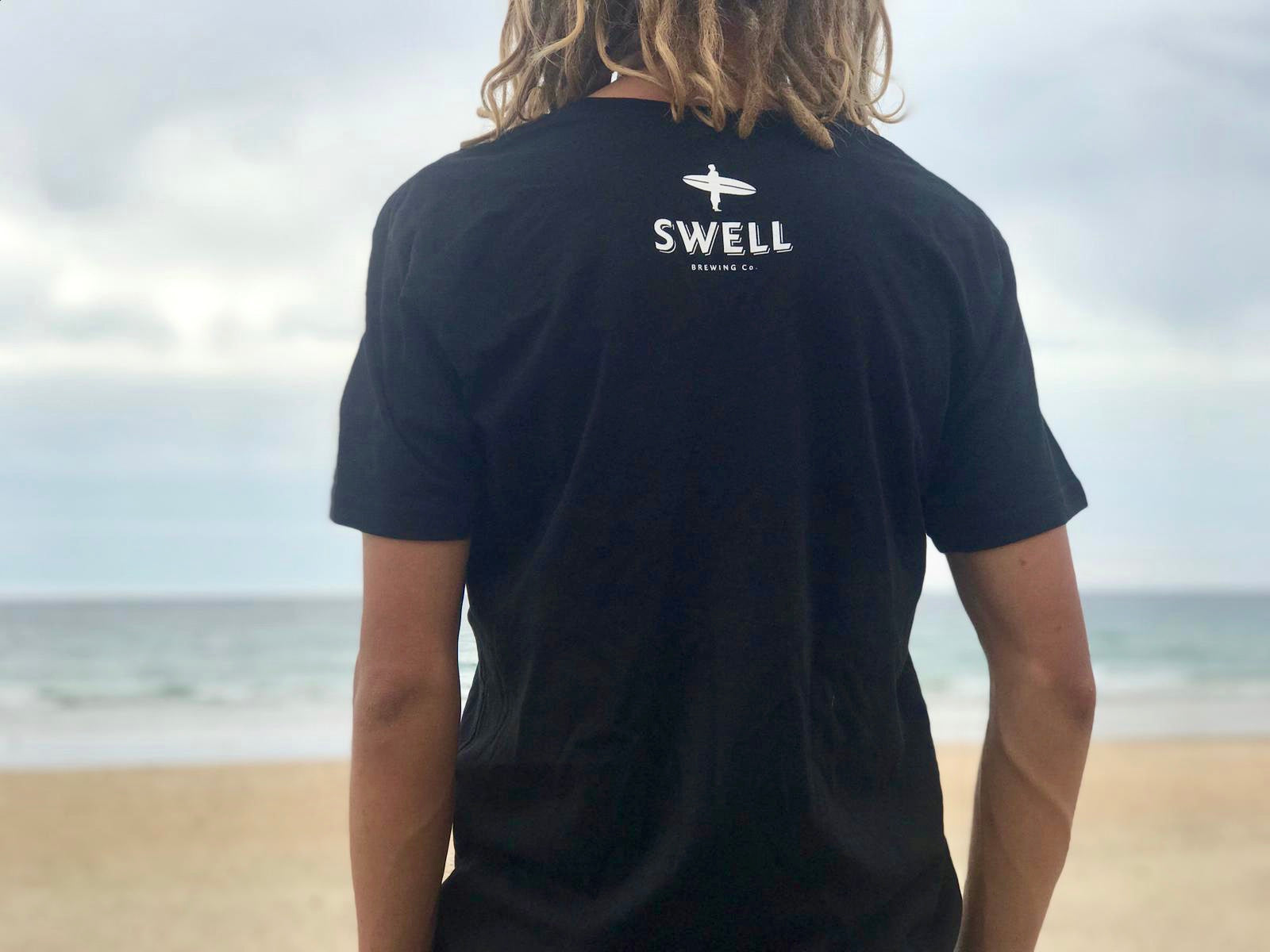 Mens Swell Buggy Tee