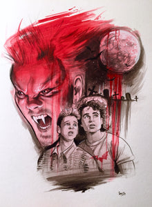 Lost boys, Red moon