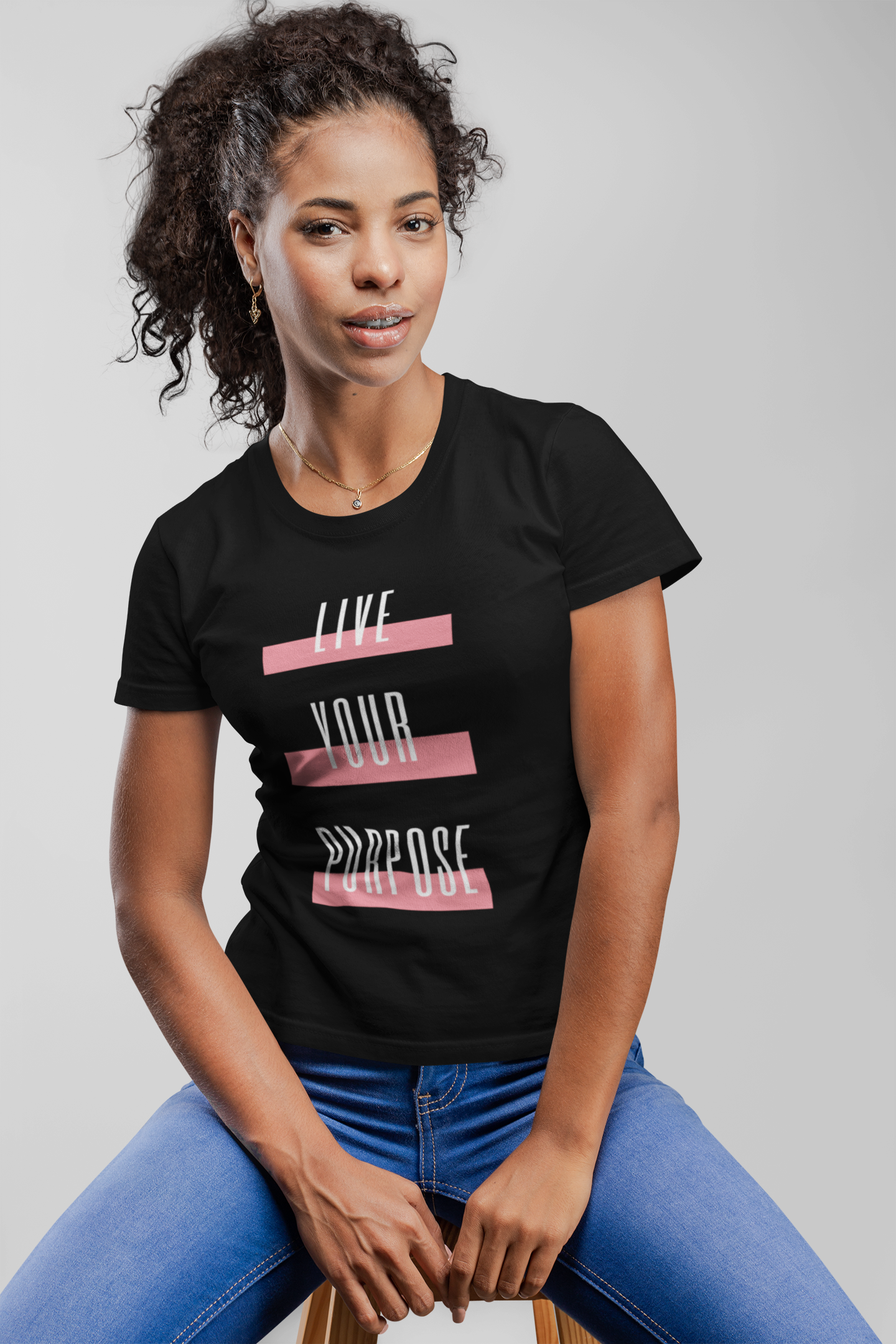 Live Your Purpose Top