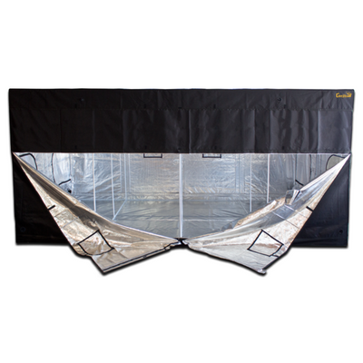 "front open The Original Gorilla Grow Tent® 10' x 20' x 6'11"" with extension"