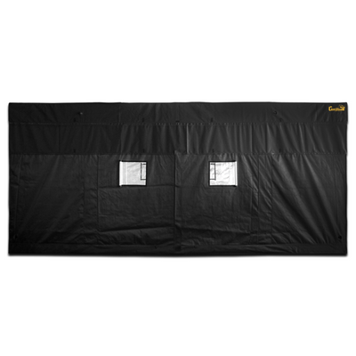 "front windows open The Original Gorilla Grow Tent® 10' x 20' x 6'11"" with extension"