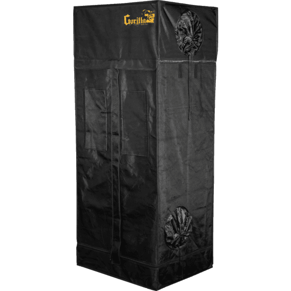 The Original Gorilla Grow Tent® 2' x 2.5' x 5'11""
