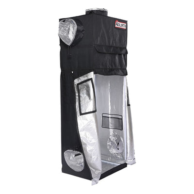 "open The Goliath Grow Tent 2' x 2.5' x 6'11""/7'11"""