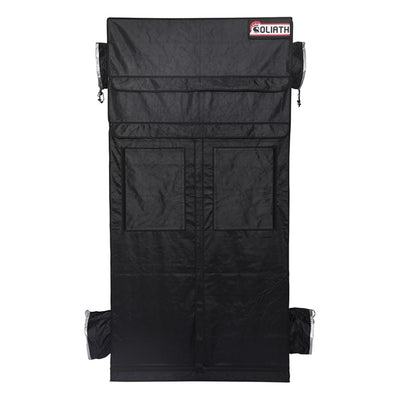 "front The Goliath Grow Tent 4'x4'x6'11"" (1 Ft. Extension Kit Included)"