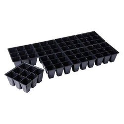 Square Pots;Trays;Break-a-Part Seedling Tray