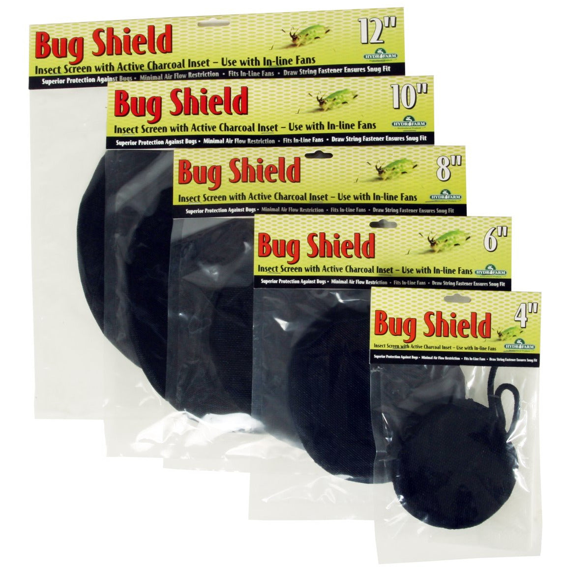 Bug Shield, 8""