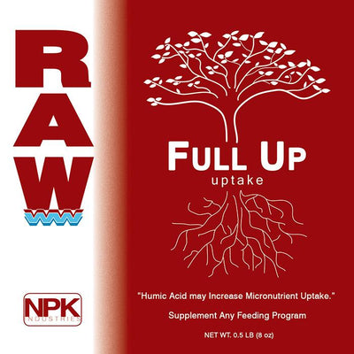 Raw Full Up Uptake Red Label