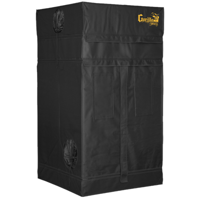 angle closed The Gorilla Grow Tent® Shorty 3' x 3' x 4'11""