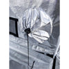 "inside port Gorilla LITE LINE Indoor 2' x 2.5' x 5'7"" Grow Tent"