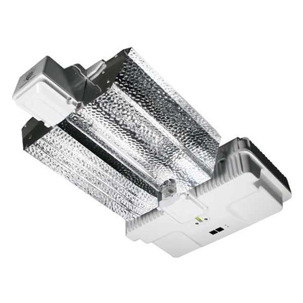 Grower's Choice MP1000 HPS Double Ended Fixture 2500+umol's Intensified 1200W Super HPS Lamp