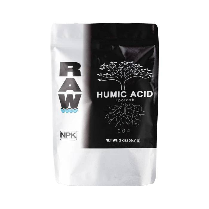 NPK RAW Humic Acid