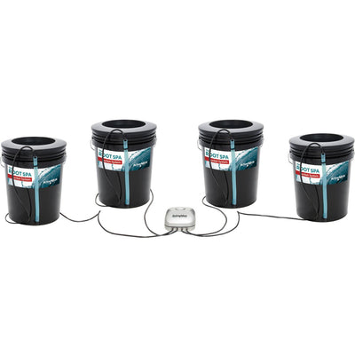 Active Aqua Root Spa 5 gal 4 Bucket System