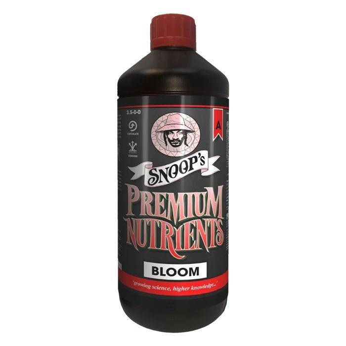 Snoops Premium Nutrients Bloom A/B Circulating Hydro