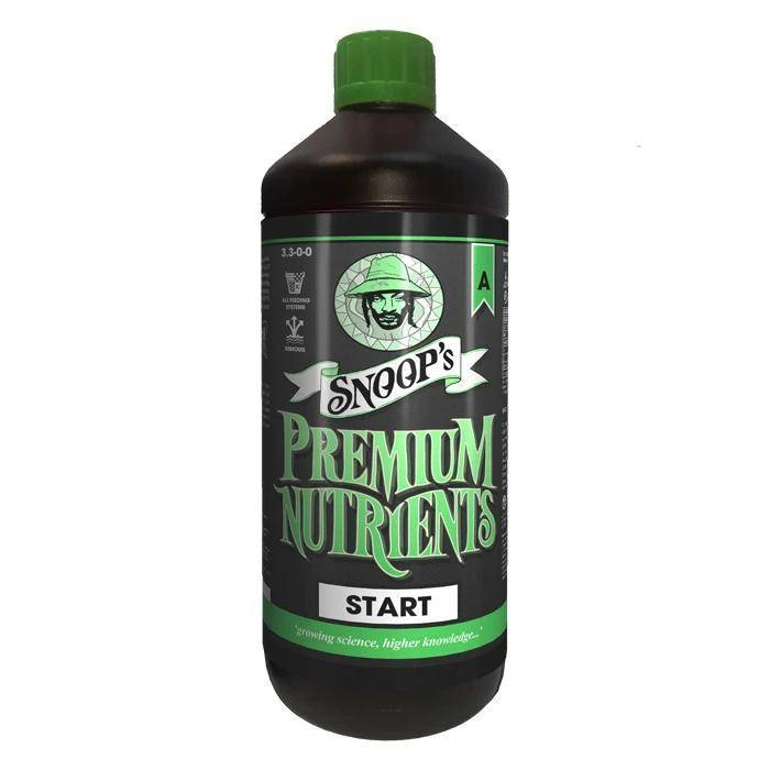 Snoops Premium Nutrients Start