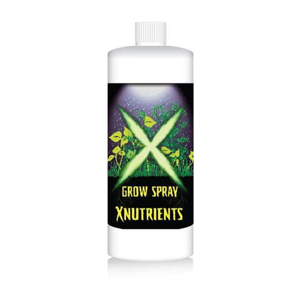 X Nutrients;Sprays;Grow Spray