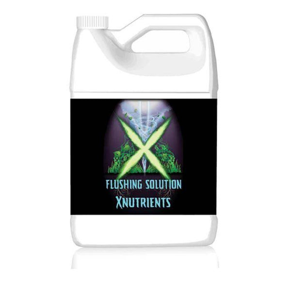 X Nutrients;Supplements;Flushing Solution