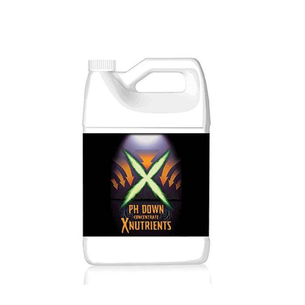 X Nutrients;pH Up_Down;pH Down Concentrate