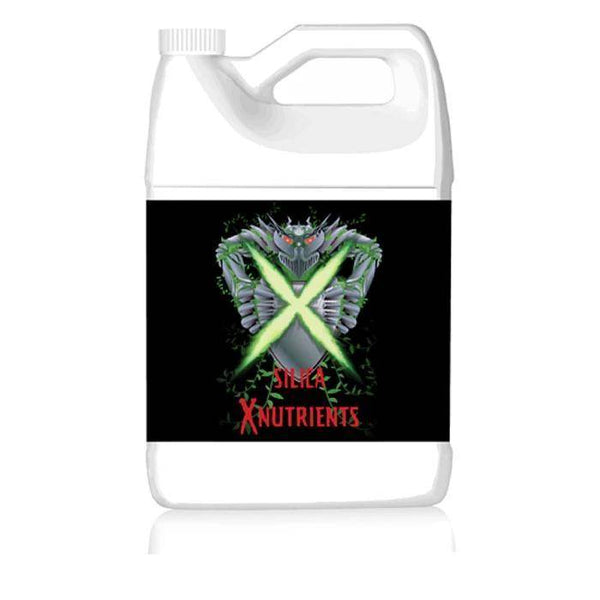 X Nutrients;Supplements;Silica
