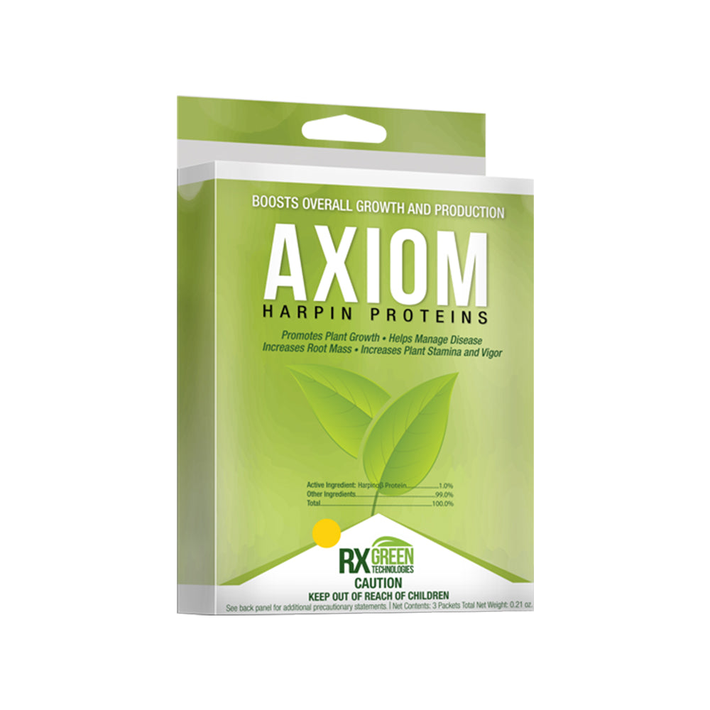 Rx Green Solutions Axiom Growth Stimulator