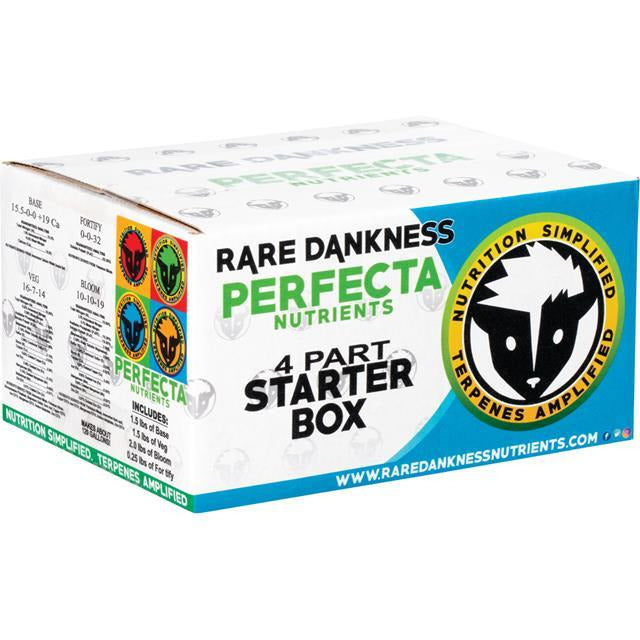 Rare Dankness Nutrients Perfecta Starter Box