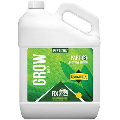 Grow Part B of a 2 Part Feeding System Formula 128 fl oz