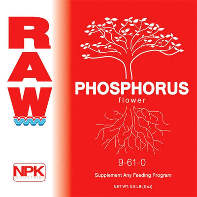 Rw Soluble Phosphorus Red Label
