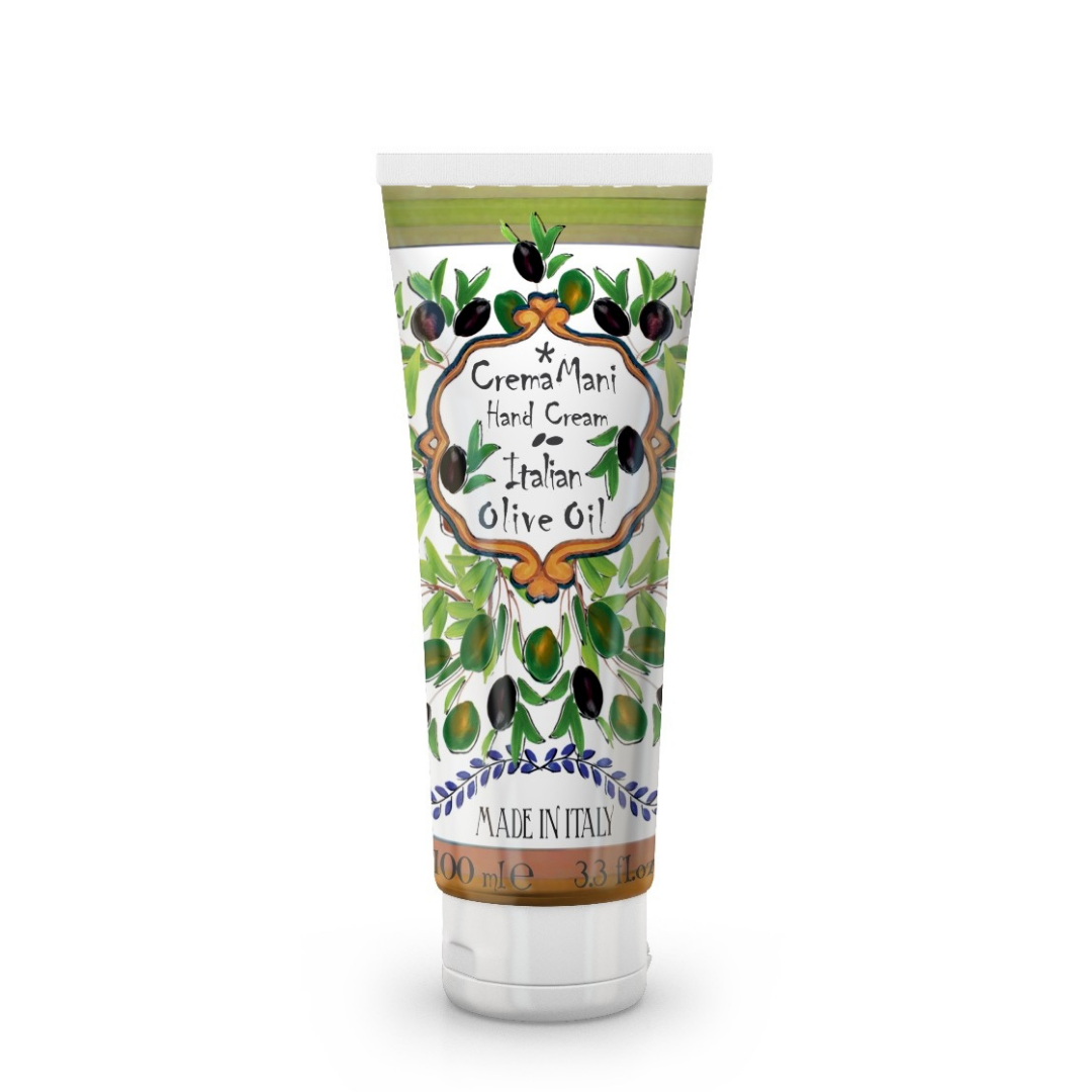 ITALIAN OLIVE OIL - Maioliche Hand Cream 100ml