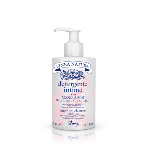 ROSE WATER INTIMATE CLEANSER  - Natura Line Refreshing Rose Water Intimate Cleanser-250ml freeshipping - rudyperfumes
