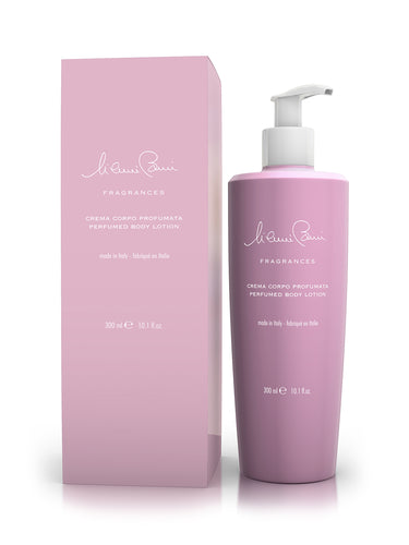SILVIA BERRI FRAGRANCES - Perfumed Body Lotion 300ml freeshipping - rudyperfumes