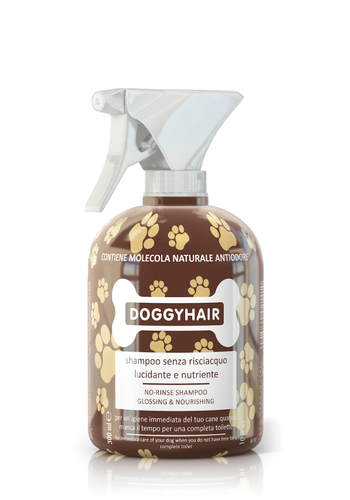 No-Rinse & Hygienizing Shampoo For Dogs