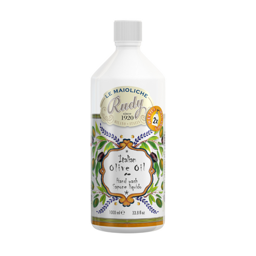 ITALIAN OLIVE OIL REFILL- Maioliche Liquid Hand Soap 1000ml