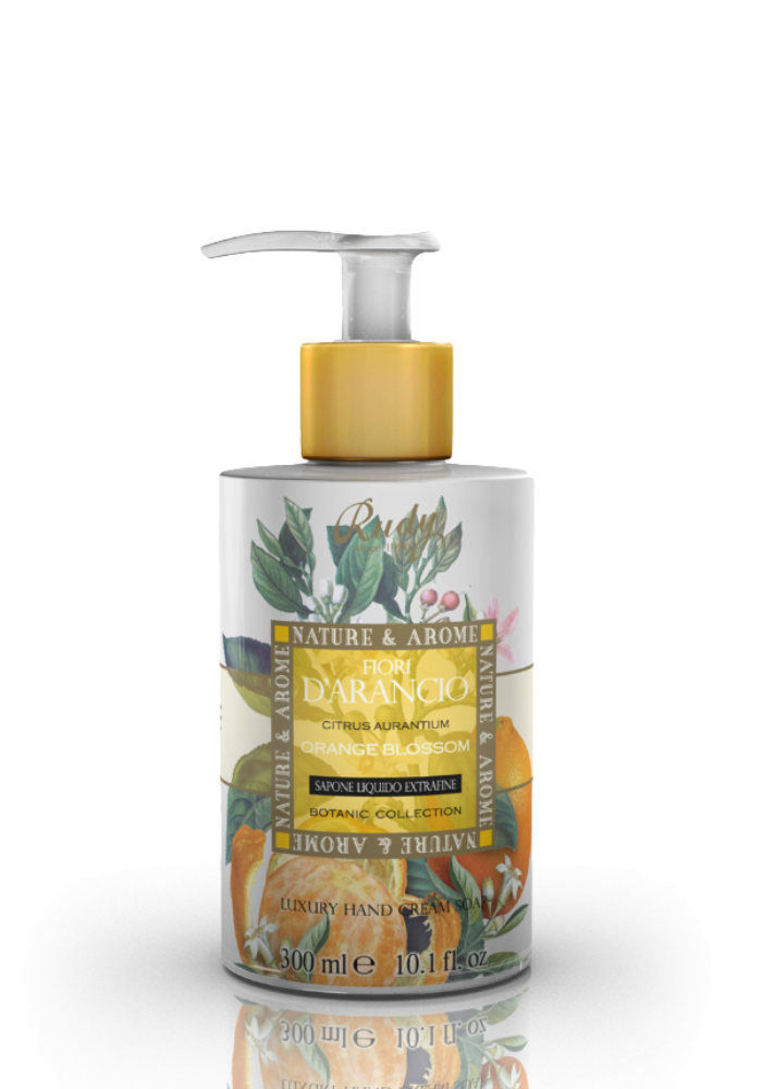 Orange Blossom - Liquid Hand Soap