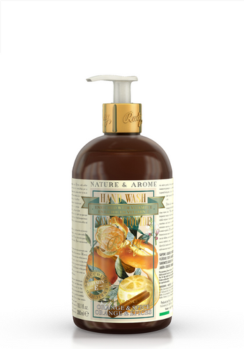 Orange & Spice - Liquid Hand Soap