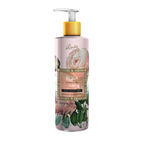 ROSE - Body Cream freeshipping - rudyperfumes