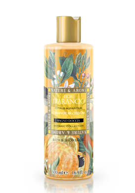 Orange Blossom- Bath & Shower Gel freeshipping - rudyperfumes