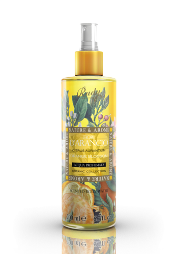 Orange Blossom- Scented Body Water