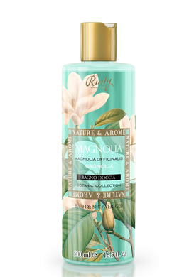 Magnolia - Bath & Shower Gel freeshipping - rudyperfumes