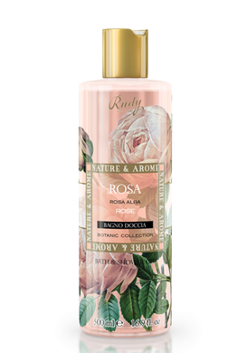 Rose - Bath & Shower Gel freeshipping - rudyperfumes