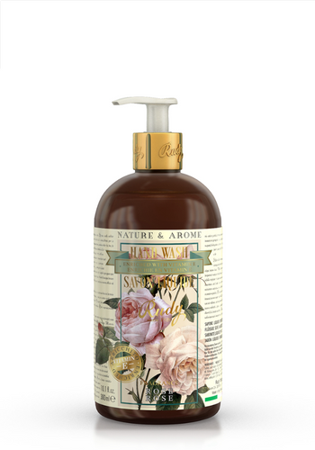Rose - Liquid Hand Soap