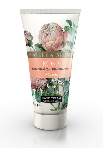Rose - Hand Cream freeshipping - rudyperfumes