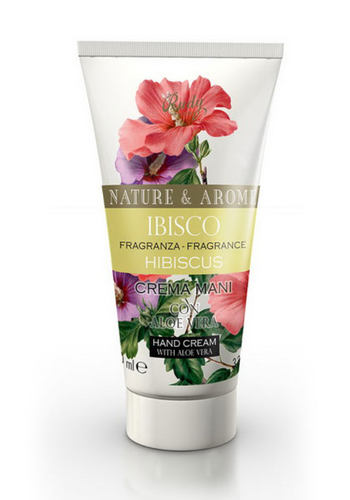 Hibiscus - Hand Cream freeshipping - rudyperfumes
