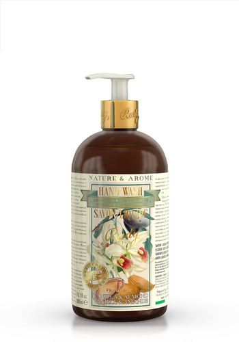 Vanilla & Almond Oil - Liquid Hand Soap freeshipping - rudyperfumes