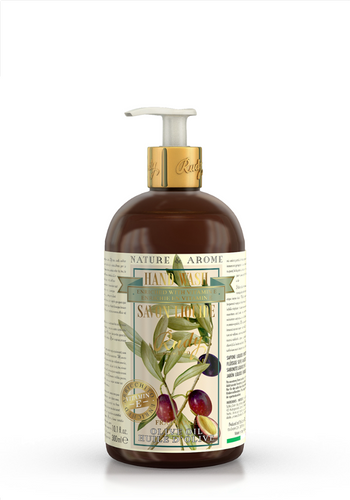 Olive Oil- Liquid Hand Soap
