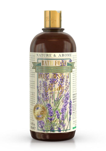 Lavender & Jojoba Oil - Bath Foam
