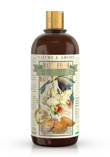 Vanilla & Almond Oil - Bath Foam freeshipping - rudyperfumes
